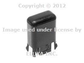 BMW Genuine Front Rear Door Lock Knob / Lock Button for 7 (740i 740il 750il E38 Chassis)