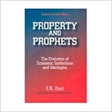 Book Property and Prophets: The Evolution of Economic Institutions and Ideologies