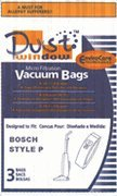 Bosch Type P Vacuum Bags Microfiltration with Closure - 5...