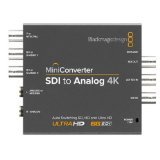 Blackmagic Design Mini Converter | SDI to Analog 4K