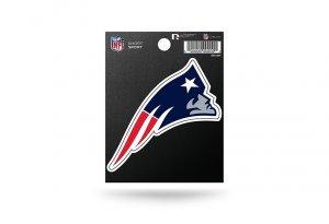 NFL New England Patriots Die Cut Team Logo Short Sport - Patriot Decals