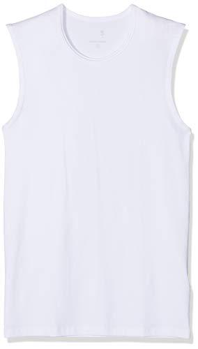 Seidensticker Herren Tank Top T-Shirt Rundhals Ärmellos Uni Unterhemd