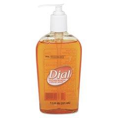 DPR84014CT Liquid Gold Antimicrobial Soap, Floral Fragrance, 7.5 oz Pump Bottle, 12/Carton