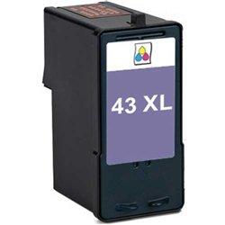 SuppliesOutlet Lexmark 18Y0143 (No. 43XL) Compatible Ink ...
