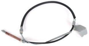 ACDelco 15796856 GM Original Equipment Rear Parking Brake Cable Assembly