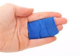 ELA Sports Vet Wrap Tape 2 inch Bandage Pet,Self Adhering Stick Bandage, (2'' x 15' Feet Long) - (12 Rolls or 24 Rolls)