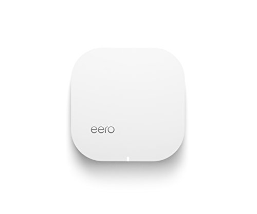 eero Home WiFi System (Individual) - 1st Generation, 2016 (Best Tri Bars Review)