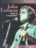 John Lennon: Voice of a Generation (Famous Lives)
