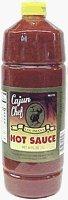 Cajun Chef Hot Sauce 34 Oz ()