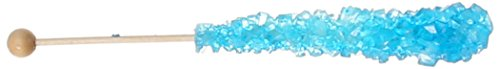 Rock Candy Crystal Sticks Blue Raspberry 12 ct.]()