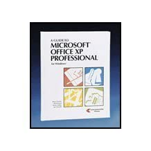 A Guide to Microsoft Office Xp Professional for Windows by Pressley (2002-05-02)