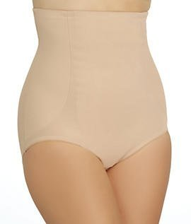 Miraclesuit Back Magic Extra Firm Control High-Waist Brief, L, ()