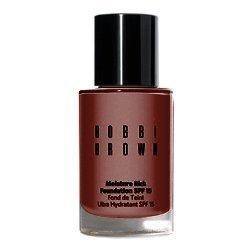 Bobbi Brown Moisture Rich Foundation Broad Spectrum SPF 15, shade=Espresso