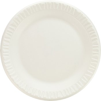 Foam Dinnerware Non Laminated (Non-Laminated Foam Dinnerware Plate (Carton of 1,000))