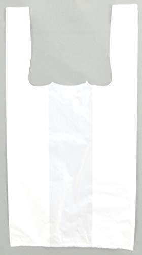 - T-shirt Bags Plain White 8