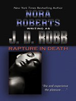 book cover of Rapture in Death