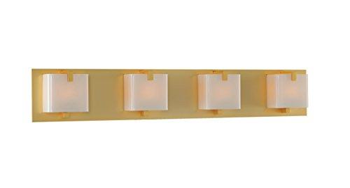 Kalco Lighting 313234GD 4 Light - Deco Four Light Bath
