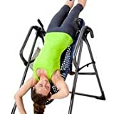 Teeter FT-1 Inversion Table, Extended Ankle Lock