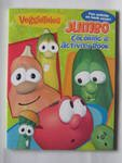 VeggieTales Veggie Tales Coloring & Activity Book Veggietales Coloring Book