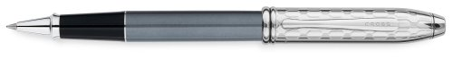 Cross Townsend Tango Slate Lacquer/Engraved Rhodium Plated Selectip Rolling Ball -