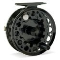 Tibor Spring Creek CL Fly Reel, Black with Free $20 Gift Card