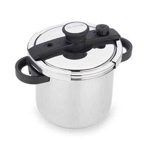 Fagor Ezlock 7.4 Quart Stainless Steel Pressure Cooker from Fagor