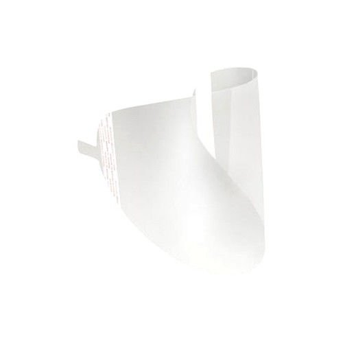 3M 37014 L-133-25/37014(AAD) Lens Cover, 6.75'' Height, 0.11'' Length, 13.38'' Width, Clear (Pack of 25)