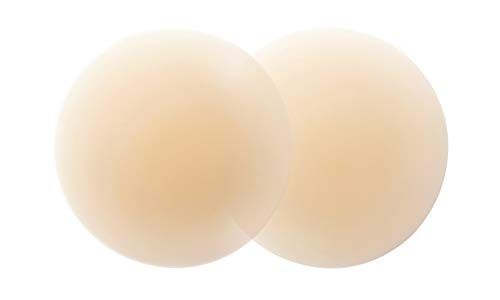 Nippies Skin Ultimate Adhesive Nipplecovers Pasties  Travel Case - Creme (Size Two - Fits D and + Cups) reviews