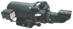 Dayton 5UXK2 Shallow Well Jet Pump, 1-1/2 HP, 115/230V