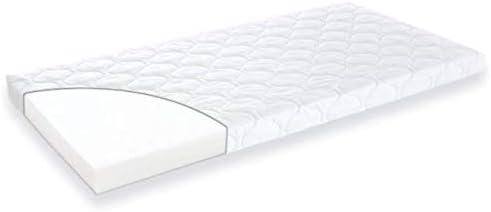 Matelas b/éb/é confort mod/èle Sotwash 60x120 Epaisseur 9 cm