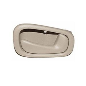 motorking 69205 02050 e0 toyota corolla tan replacement passenger side inside door. Black Bedroom Furniture Sets. Home Design Ideas