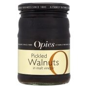 Gourmet Pickled Food (Opies Pickled Walnuts in Malt Vinegar)