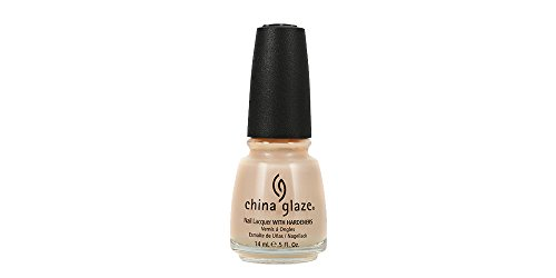 China Glaze Nail Lacquer, Heaven, 0.5 Fluid Ounce