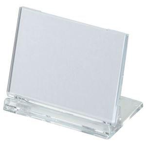 (まとめ) 光 カード立て 可動式 W65×H45mm 透明 UC3-1 1個 【×80セット】 生活用品 インテリア 雑貨 文具 オフィス用品 その他の文具 オフィス用品 14067381 [並行輸入品] B07L7Q4XDP