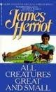 All Creatures Great and Small, James Herriot, 0553252291