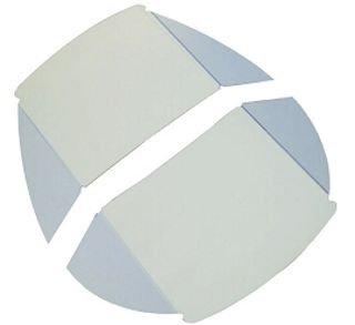 DCI International 8601 Pelton & Crane® LF II Lens Shield