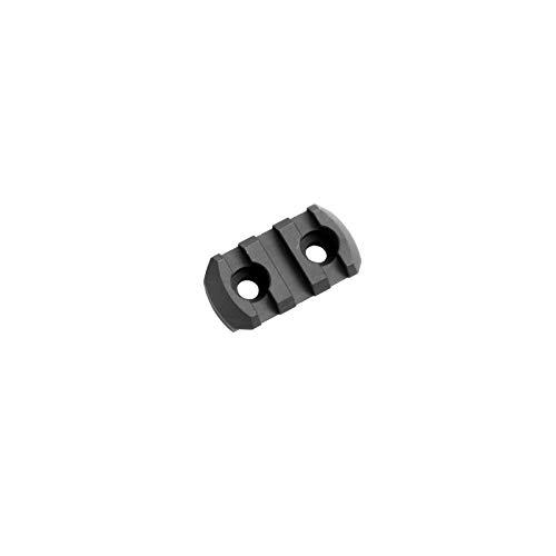 Magpul M-LOK Aluminum Picatinny Accessory Rail, 3 Slots (Rail Mounts For Ar 15 Handguard)