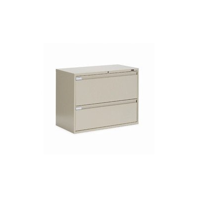 Global Office Fixed Drawer Lateral File - Global File Cabinets Lateral