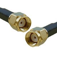 Netgear Wireless Antenna Cable - NETGEAR 1.5m Reverse SMA Female to Female Low-Loss Antenna Cable (ACC-10314-01)
