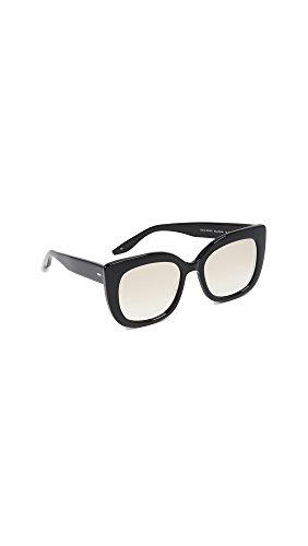 Barton Perreira Women's Olina Sunglasses, Black/Gold, One - Perreira Barton Glasses