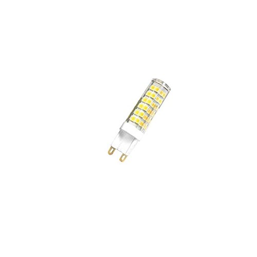 Silver Electronics Bombilla LED G9, 5 W, 6 x 1.6 x 0.03 cm: Amazon.es: Iluminación