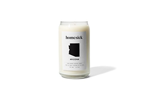 Homesick Scented Candle, Arizona (Sand Love Grass)