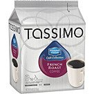 tassimo coffee discs french roast - Tassimo® Coffee T-discs; Maxwell House® Cafe Collection, French Roast, 16/box