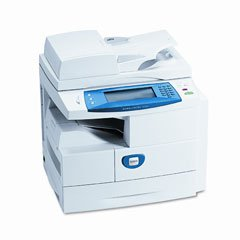 Xerox WorkCentre 4150S Network-Ready Duplex Laser Printer/Copier/Scanner