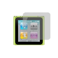 Nfl Ipod Nano Cover (Fittbiz 4X Clear LCD Screen Protector Cover Film for iPod Nano 6th Gen 6G 6)