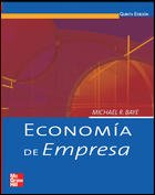 Economía de Empresa, 5ª edición (Spanish Edition)