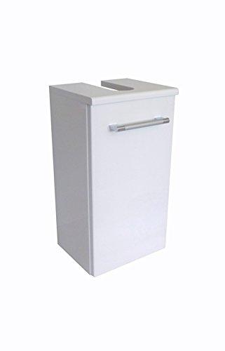 Quentis Waschbeckenunterschrank Cordoba 30 Weiss Amazon De Kuche