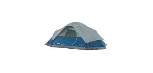 Coleman Oasis 8-Person Dome Tent Blue