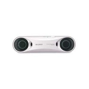 Sony SRS-T33 Compact Portable Speaker in White by Sony