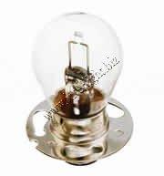 Double Contact Prefocus Base - Miniature Lamp, 1460X, 18W, S8, 7V